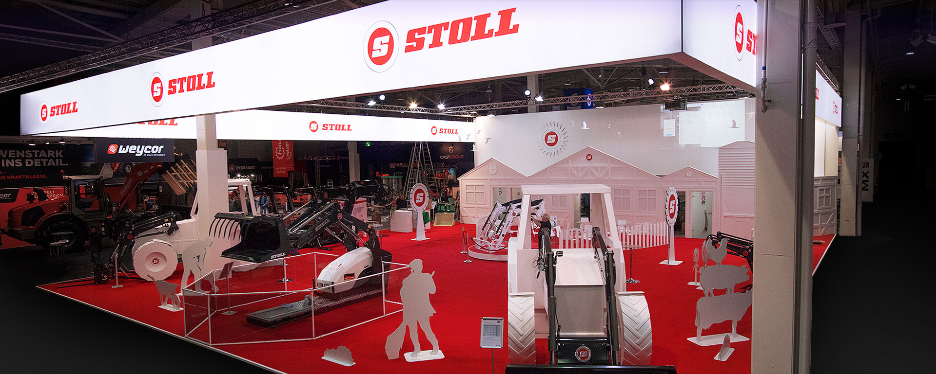 STOLL Trade Fairs.