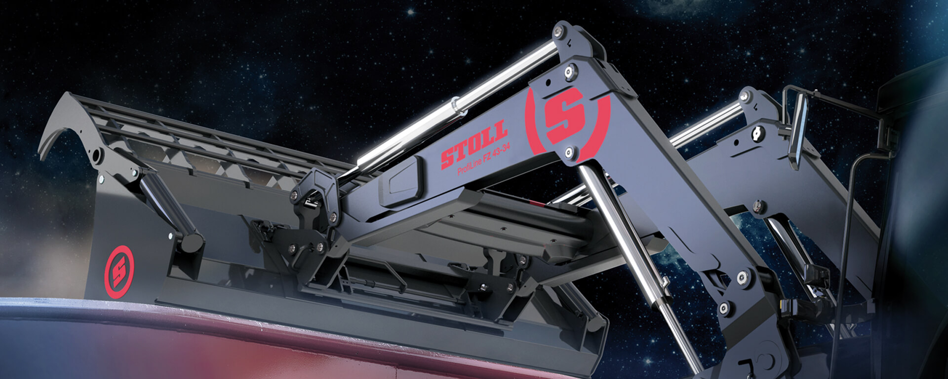STOLL Company Profile - Front loaders in use worldwide