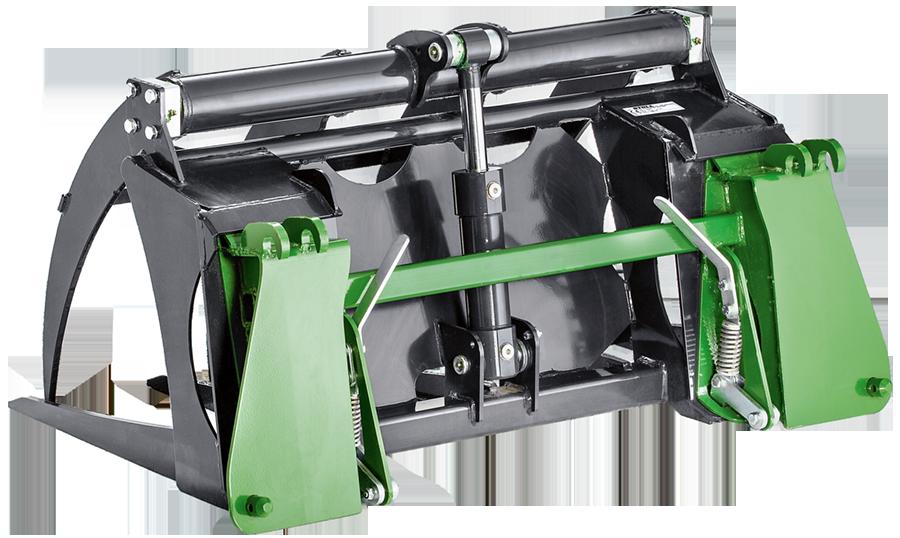 Stoll compactline werkzeuge frontladerwerkzeuge spezielle für